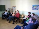 Bei den Workshops wurden viele interessante Themen behandelt