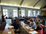 Reger Gedankenaustausch beim Workshop zum Fundraising