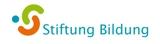 Logo Stiftung Bildung_160x44