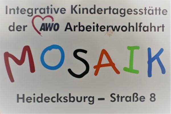 30 jähriges Jubiläum in der Kita Mosaik in Gera