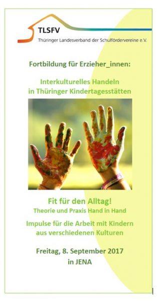 Fortbildung für Erzieher_innen in Kitas: Interkulturelles Handeln