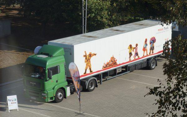 Missio-Truck eröffnet!