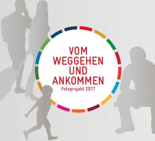 """Fotowettbewerb """"Vom Weggehen und Ankommen"""""""