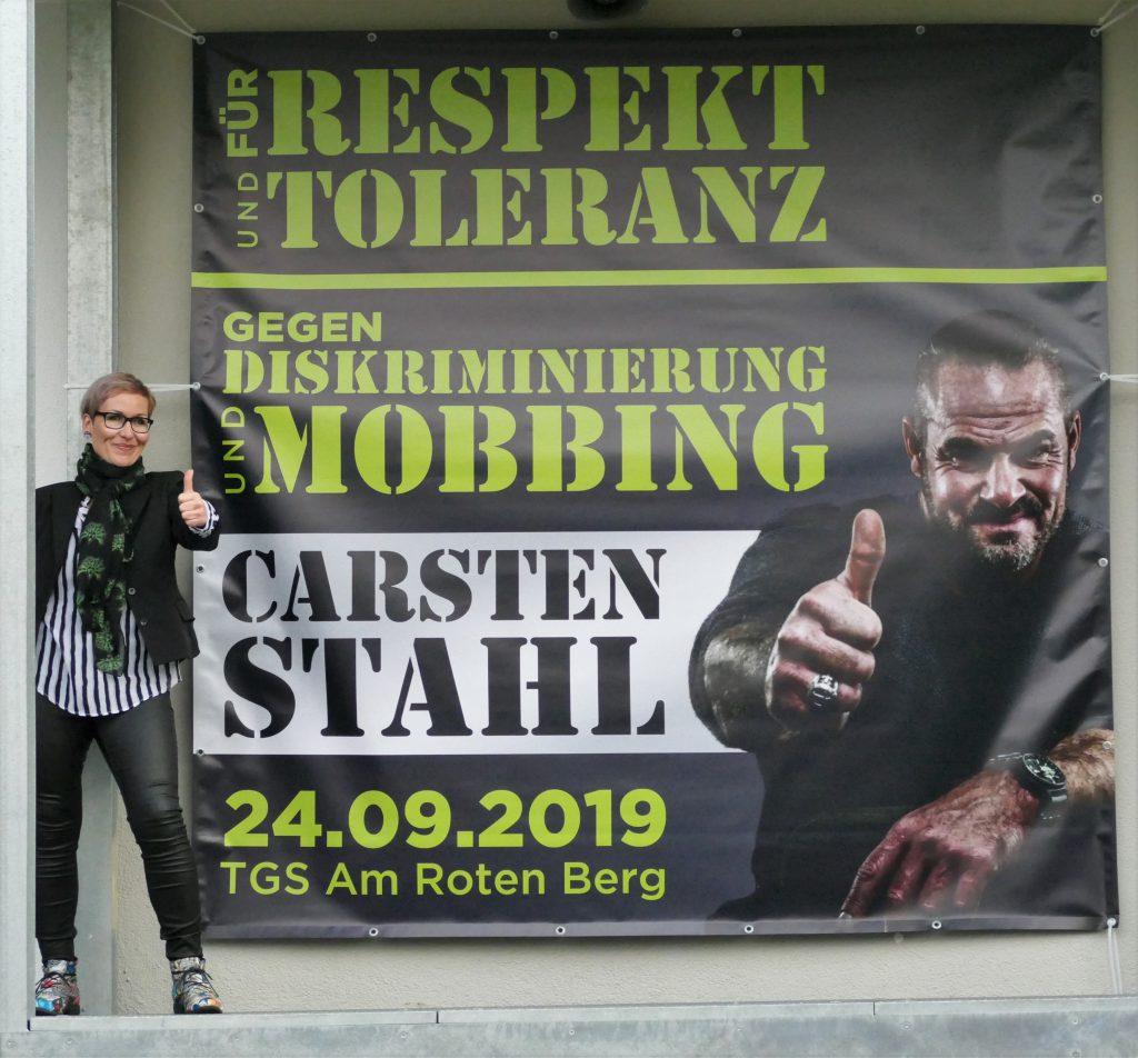 Für Respekt und Toleranz! – Pat*innen setzen ein Zeichen gegen Mobbing