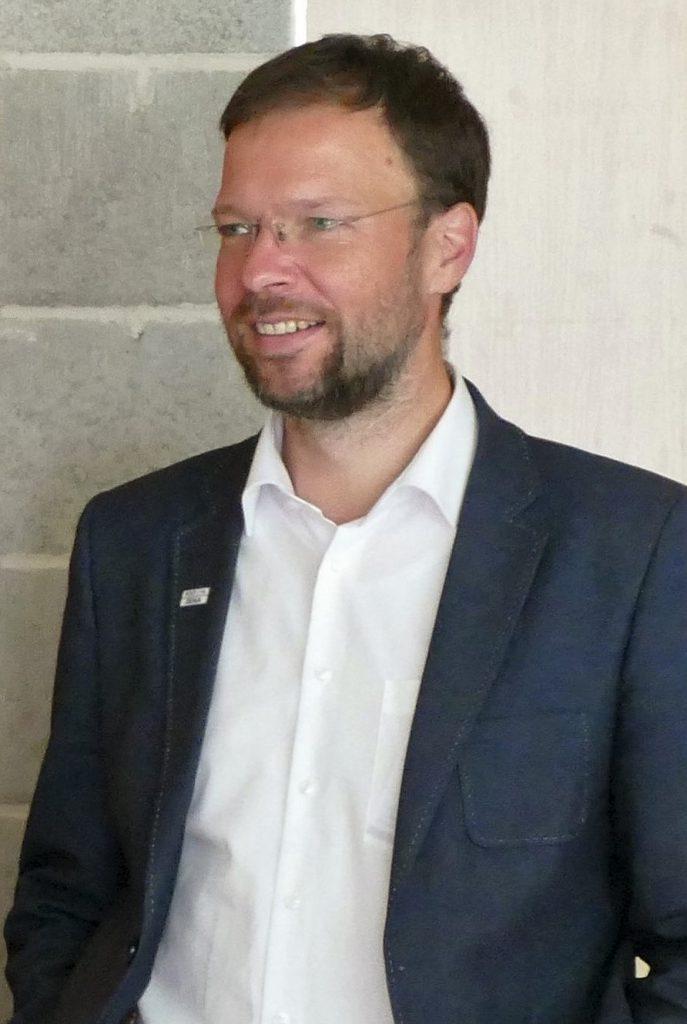 Oberbürgermeister Jena