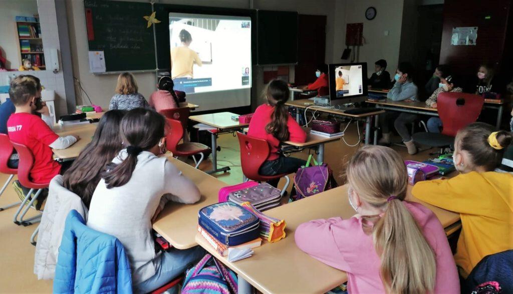 Online Autorenlesung für Grundschüler*innen